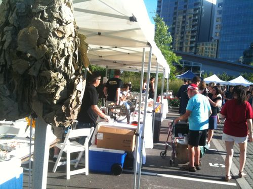 Scenes from the South Lake Union Block Party